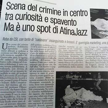 C.S.I – Atina jazz