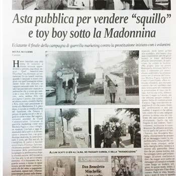 Sex Business Guerrilla - #TuCiStai?